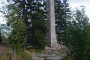 Šumava - Pomník německého spisovatele Adalberta Stiftera