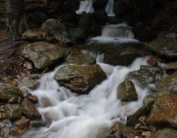 Další z mnoha potoků