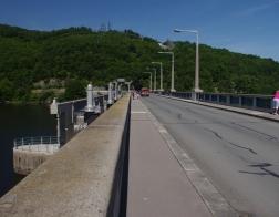 NS Svatojánské proudy - slapská přehrada