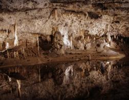 Česká republika - Moravský kras, Punkevní jeskyně