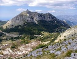 Černá Hora - hora Štirovnik