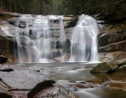 Česká republika - Mumlavský vodopád