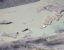 Rakousko - ledovec Pasterze