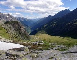 Rakousko - údolí Dorfertal