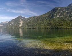 Německo - jezero Königsee