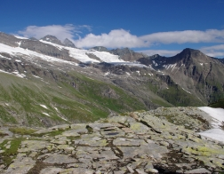 Rakousko údolí Dorfertal