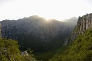 Chorvatsko - národní park Paklenica
