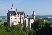Německo - hrad Neuschwanstein