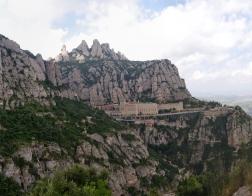 Španělsko - Montserrat