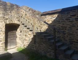 Zřícenina hradu Okoř