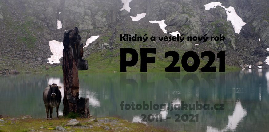 PF 2021 - fotoblog Jakuba Koláře